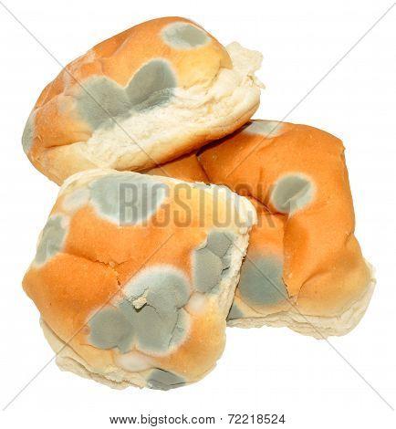 Mouldy Bread Rolls