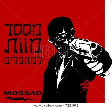 Hombre Mossad