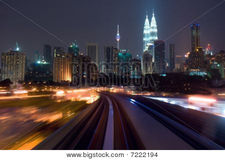 Urban Night Transport