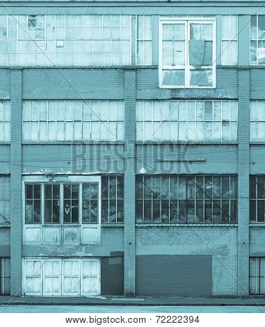 Old Industrial Window