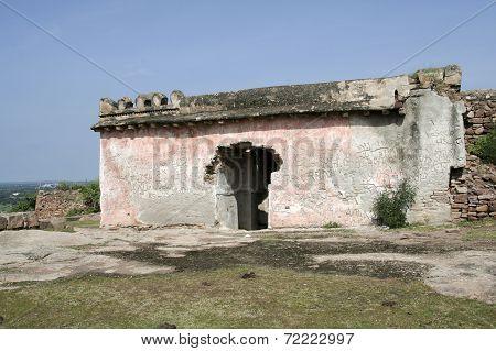 Remains Of Tippu Treasury
