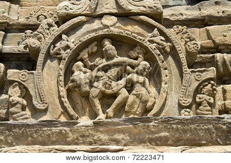 Panel Of Dancing Shiva