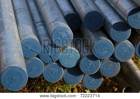 Pipes For Laying Electric Cables And Optical Fibres In The City