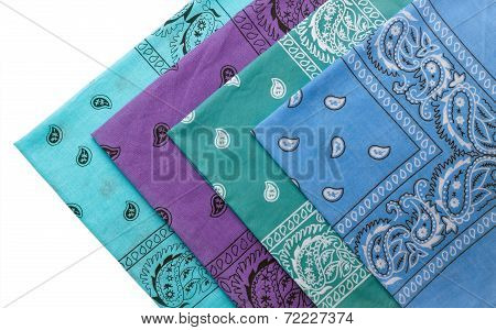 Blue Group Bandanas