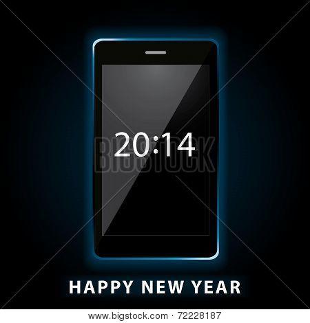 Happy New Year Phone