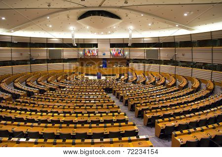 European Parliament Room