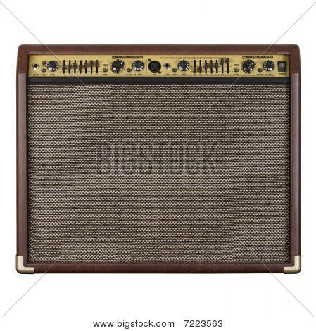 Guitar Amplifier Acoustic