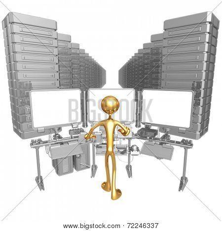 Endless Server Control Center