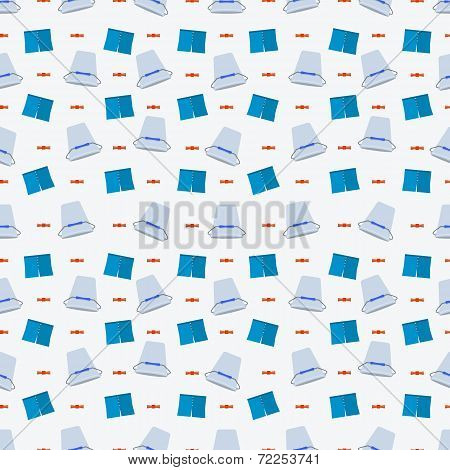 Blue vector background for Ice Bucket challenge