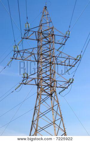 High-voltage Electric Pillar