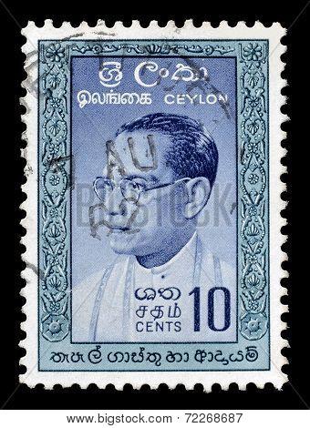 Ceylon 1960