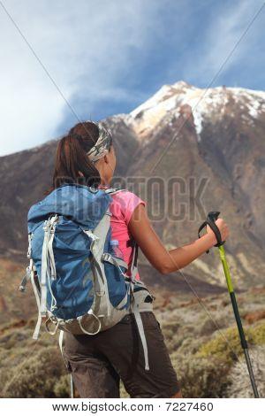 Wandern-Herausforderung