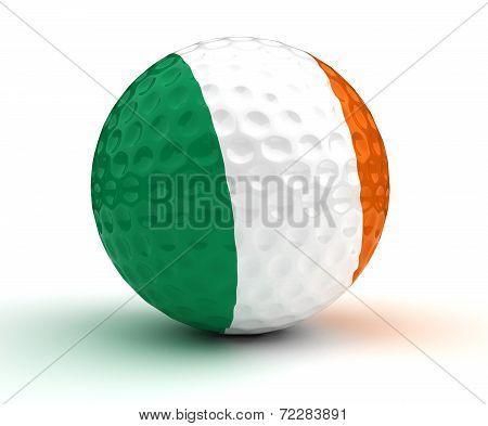 Irish Golf Ball