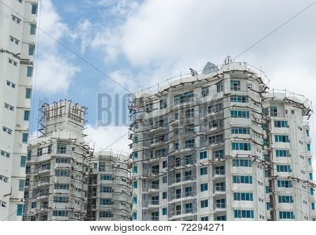 Real Estate Condominium construction Building