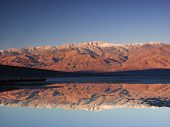 Death Valley-Berge
