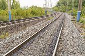 picture of railroad car  - The railroad  - JPG
