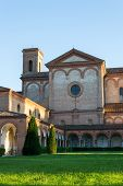 pic of ferrara  - The monumental graveyard of Ferrara city Italy - JPG