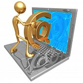 picture of obelix  - Sending Receiving E - JPG