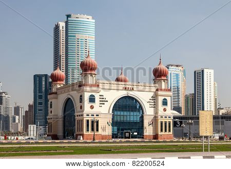 India Pavilion In Sharjah