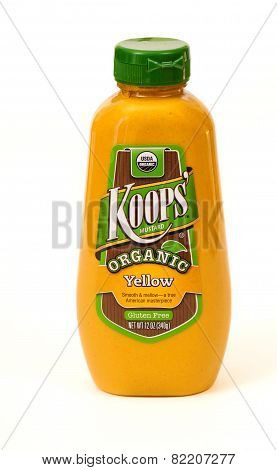 Organic Mustard