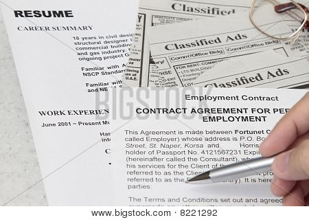 Resume Application