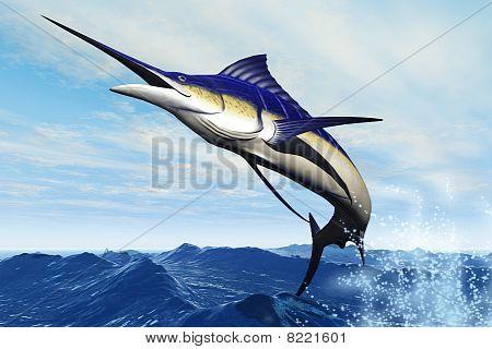 Salto de Marlin