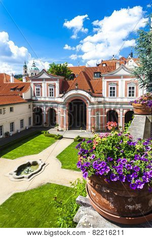 Ledeburska Garden, Prague, Czech Republic