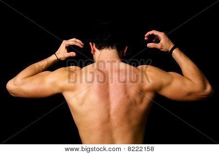Male Back
