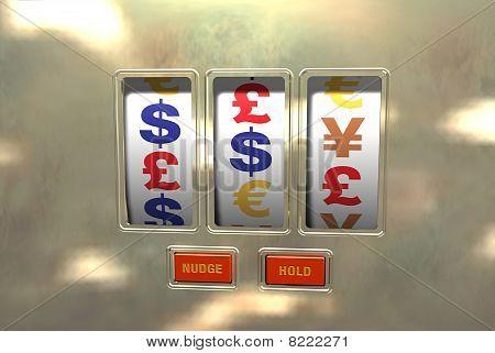 Gambling on the money markets/stock exchange