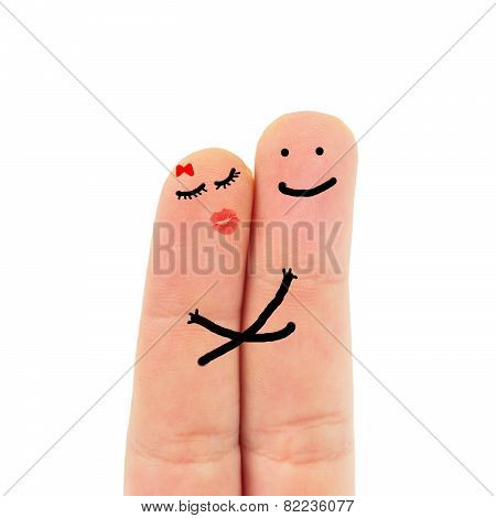 Fingers In Love