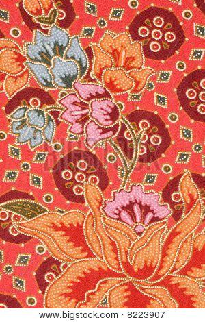 Thailand style original textile.