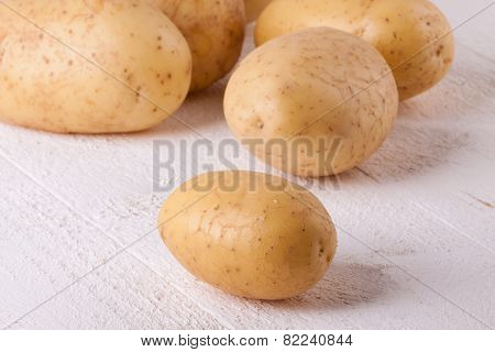 Farm Fresh Washed Whole Potatoes