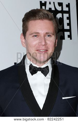 LOS ANGELES - JAN 30:  Allen Leech at the 65th Annual ACE Eddie Awards at a Beverly Hilton Hotel on January 30, 2015 in Beverly Hills, CA