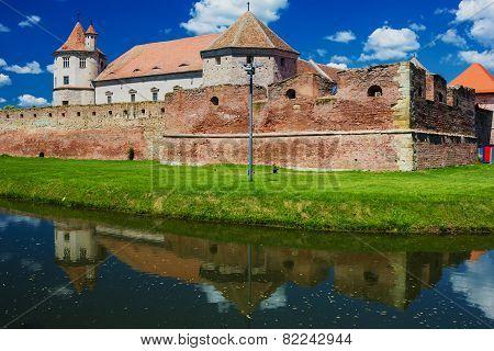 Fagaras Fortress And Castle - Fagaras, Romania, Transylvania