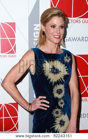 LOS ANGELES - JAN 31:  Julie Bowen at the 19th Annual Art Directors Guild Excellence in Production Design Awards at a Beverly Hilton Hotel on January 31, 2015 in Beverly Hills, CA