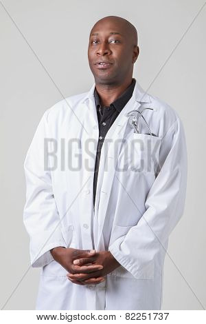 Middle Age Doctor