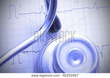 Conceptual Photo Shows The Critical Need In The Treatment Of Cardiac Disease