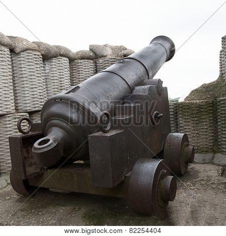 Retro Gun