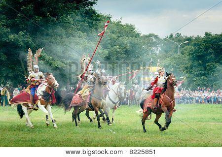 Hussars Charge