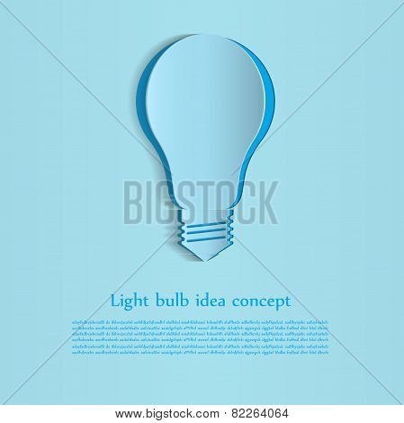 deas innovation, eco bulb energy icon, vector design