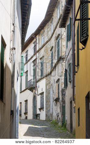 Coreglia Antelminelli (tuscany, Italy)