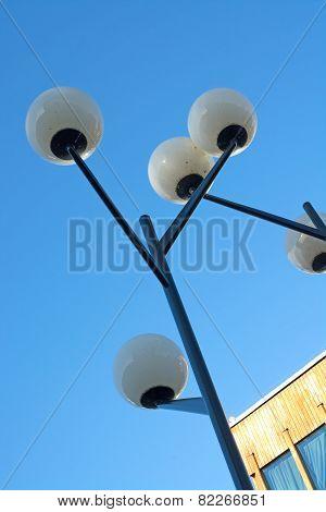 Lamp Post Angle