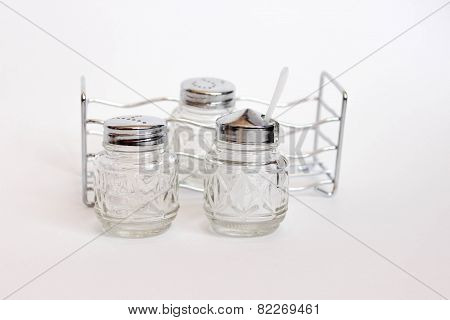 Containers for seasonings