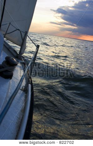 Walk sail