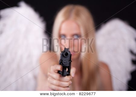 Angel And Gun