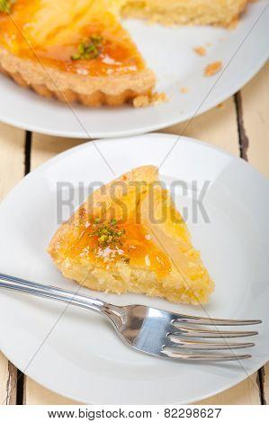 Fresh Pears Pie Dessert Cake