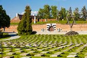 image of piety  - Small Fortress Theresienstadt with cemetery - JPG