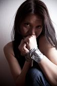 pic of kidnapped  - kidnapped young woman - JPG