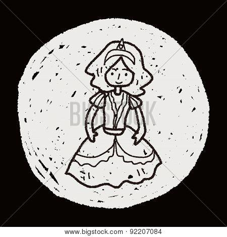 Princess Doodle