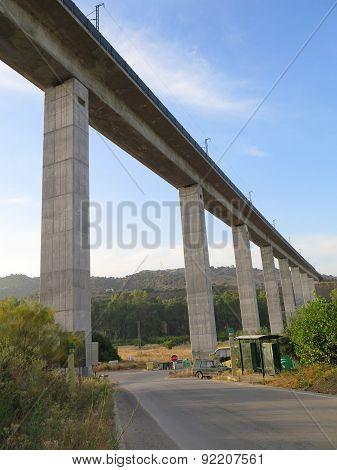 Highspeed Railway Viaduct